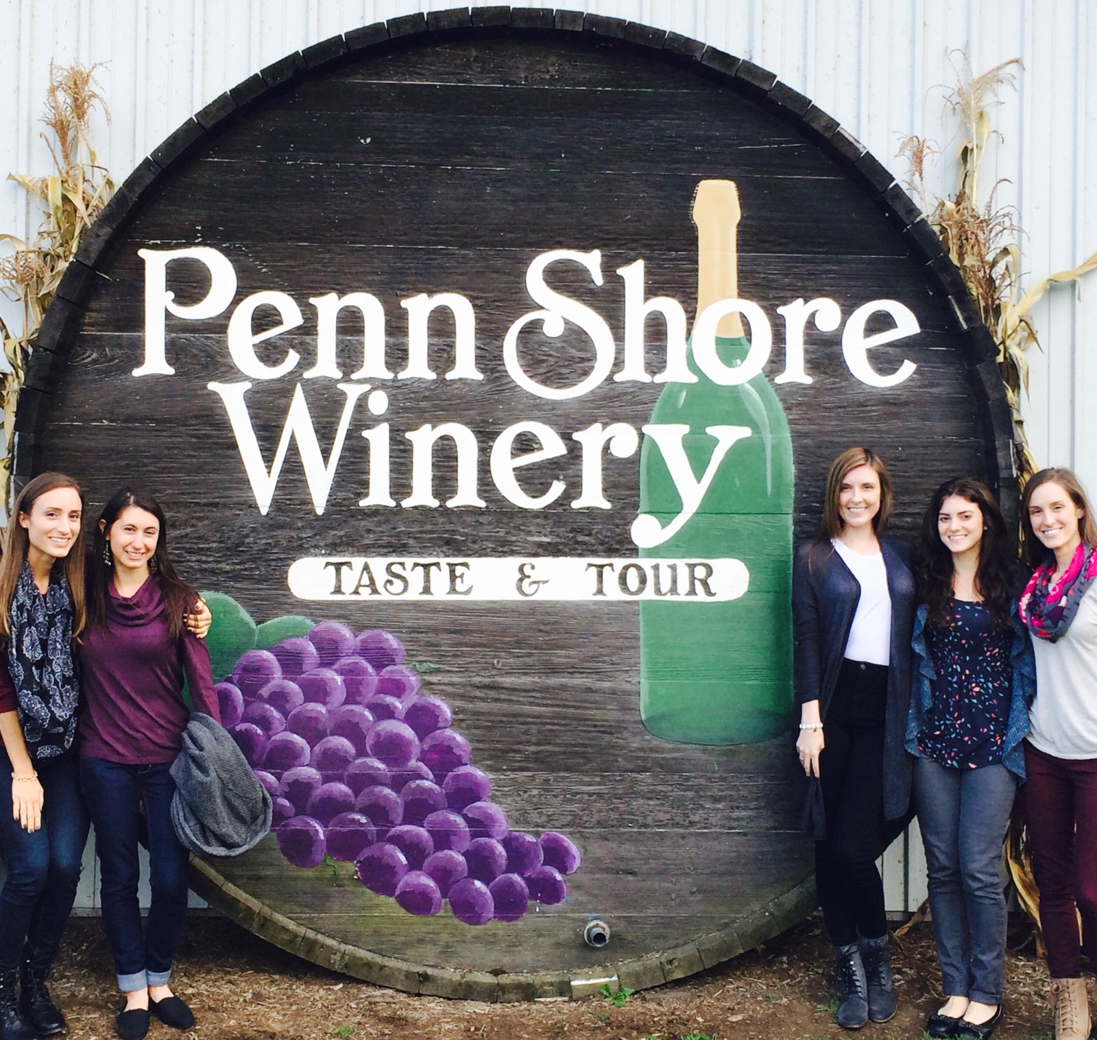 Penn Shore Winery, North East, Pa